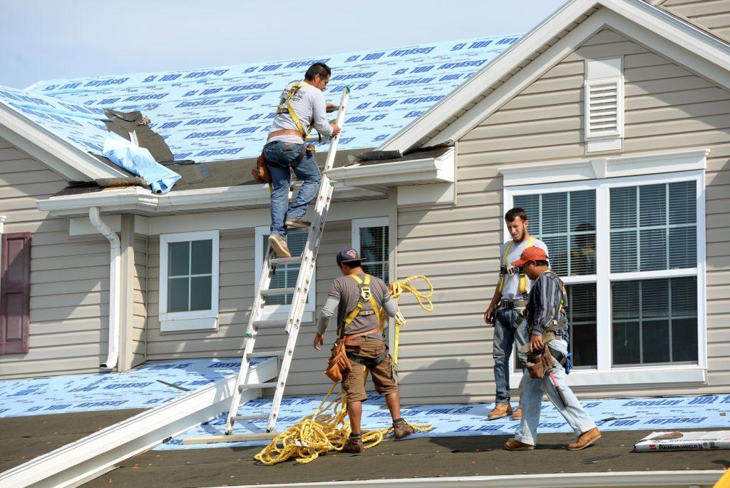 Les différents types de travaux de toiture